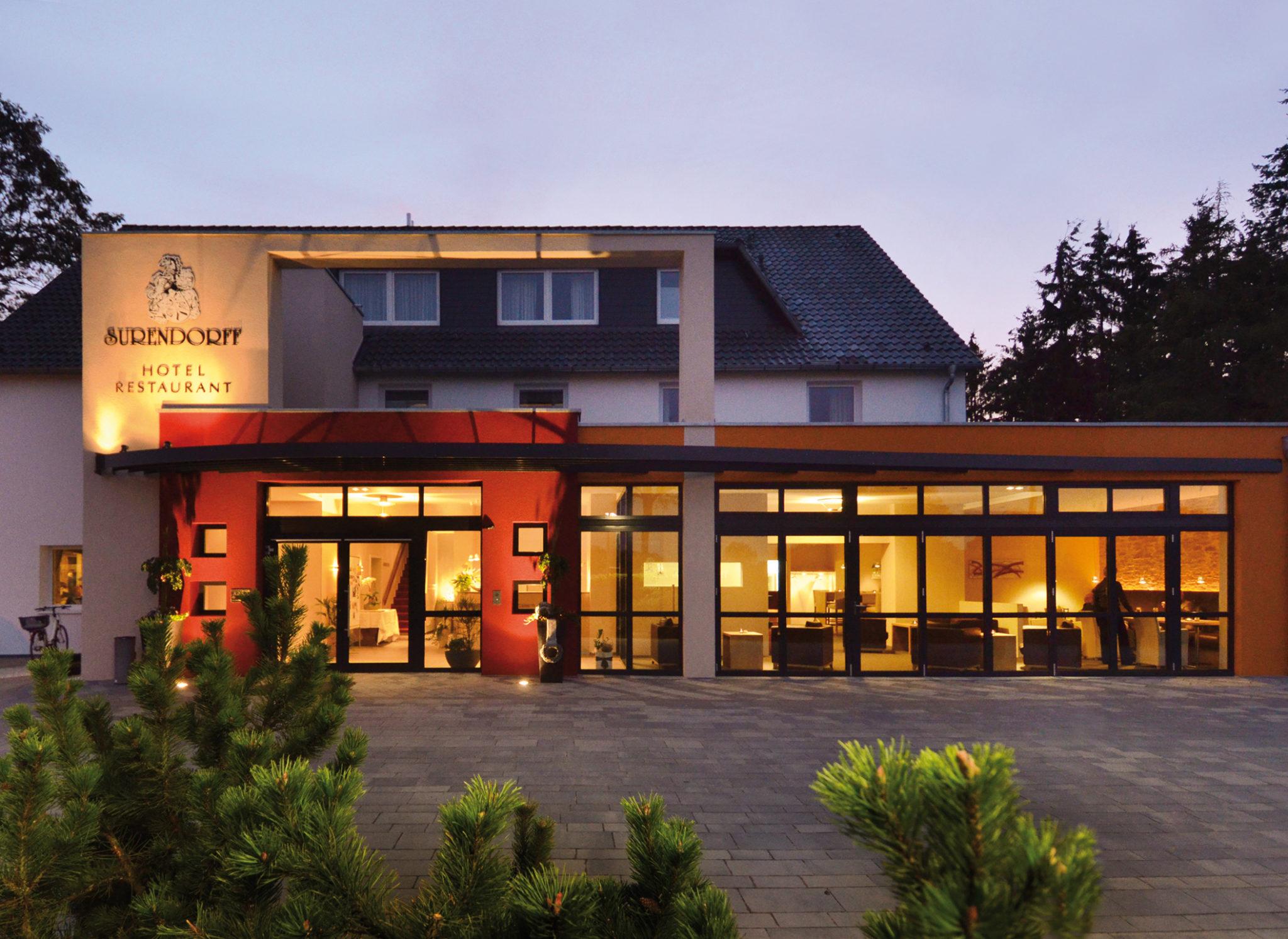 Akzent Hotel Surendorff In Bramsche Das Familiengefuhrte Hotel