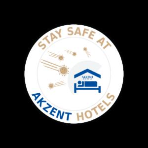 AKZENT Stay safe Logo